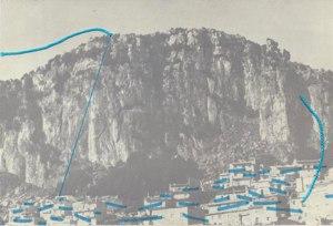 Maria Lai: Legarsi alla Montagna, 1981